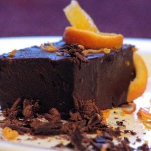 Chocolate Pâté – (en Francais – Marquise)