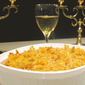 Gourmet Baked Macaroni and Cheese