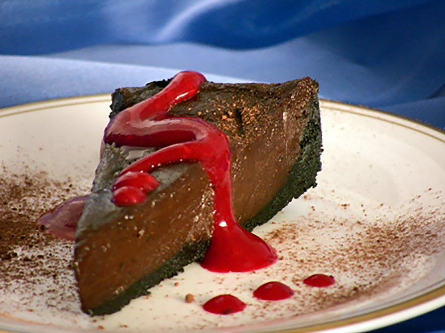 Chocolate Torte with Raspberry Coulis Small.jpg