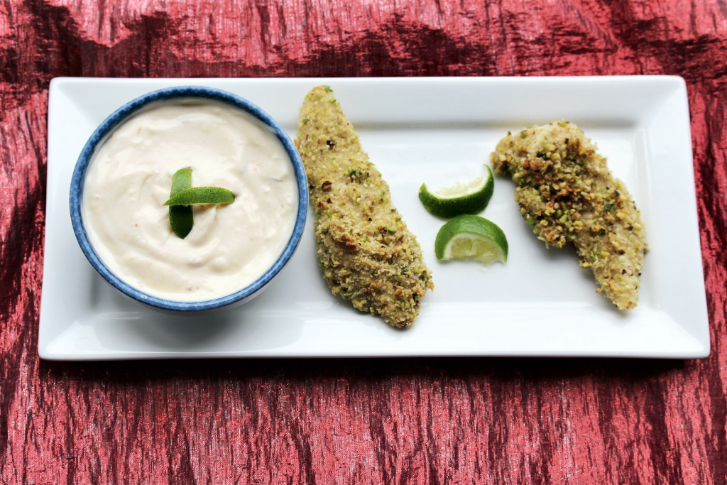 Simply Irresistible Pistachio Crusted Chicken