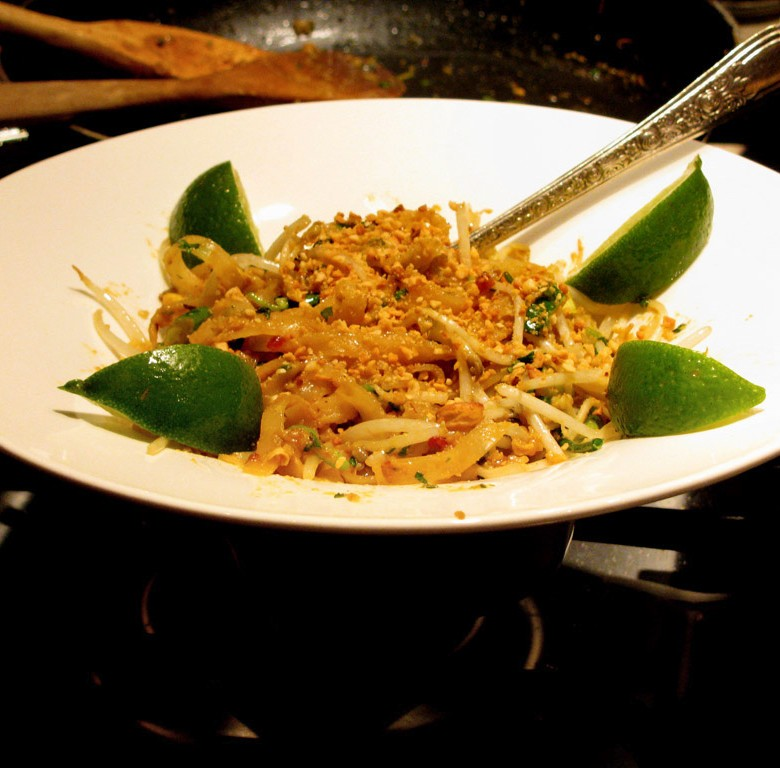 """Love, Love Me Do, You Know I Love You"" Authentic Pad Thai Noodles"