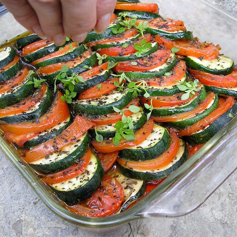 Roasted Vegetable Ratatouille Take II