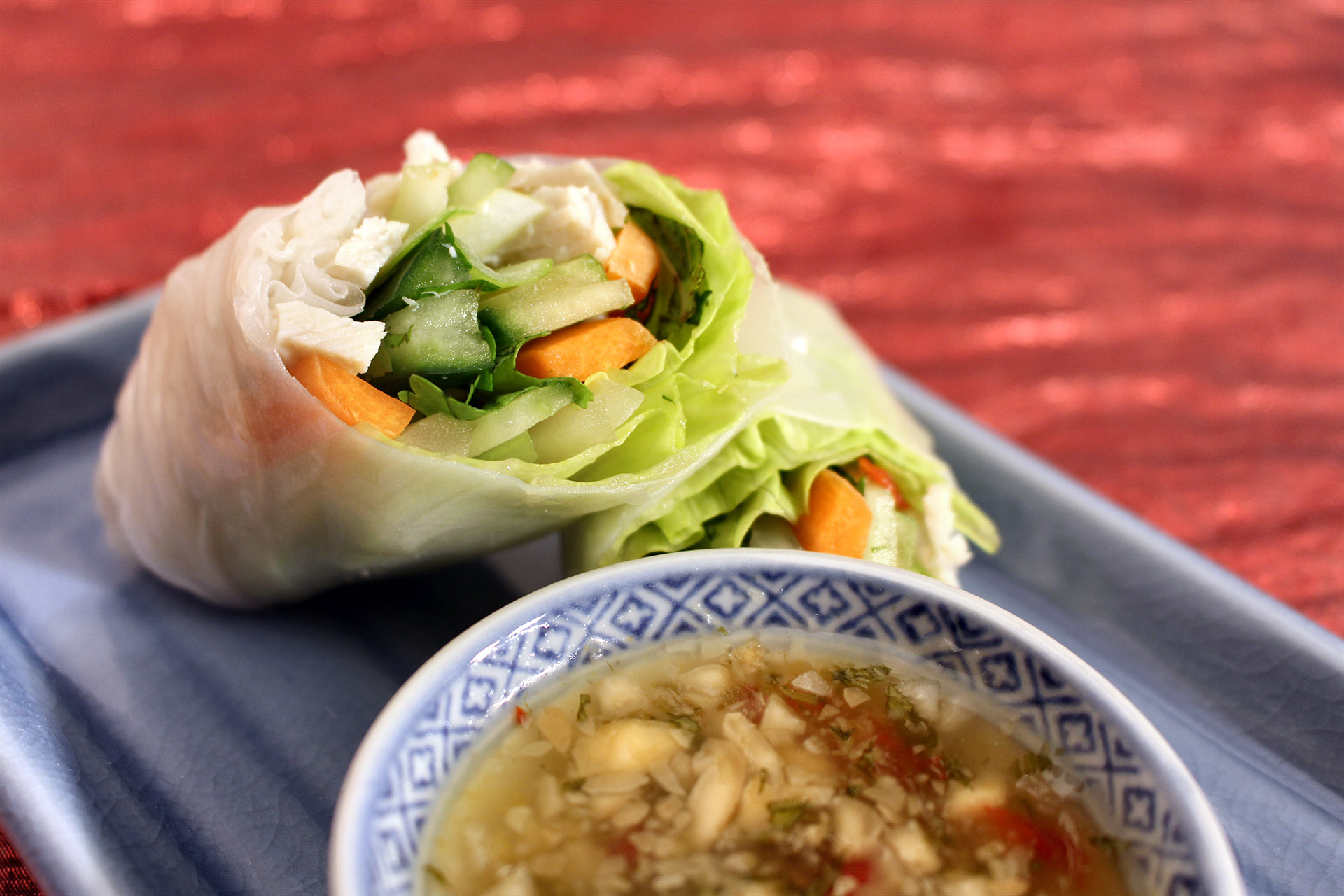 Cold Rice Paper Spring Rolls_IMG_1997