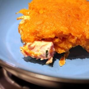 Gourmet Salmon Shepherd's Pie