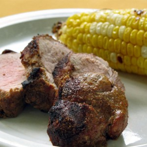 Indian Spiced Pork Tenderloin