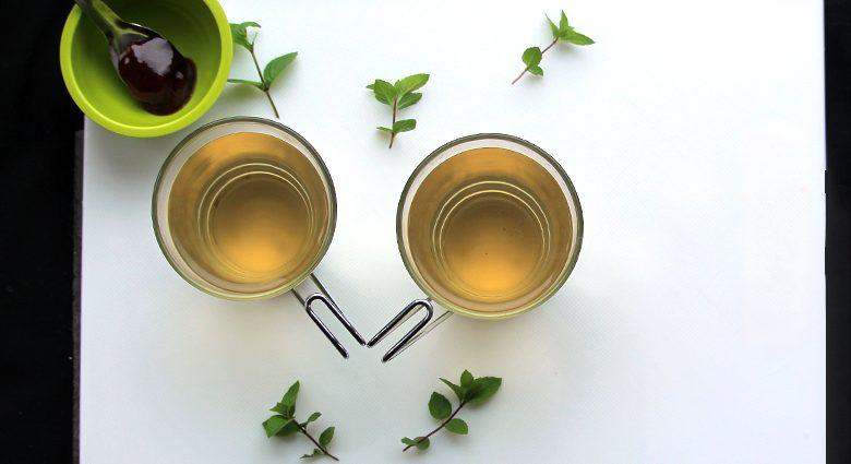 Electrify Fresh Mint Tea Tonic.