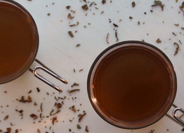 Kick Back Lobelia Inflata Tea Tonic.